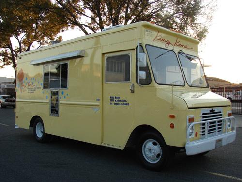 King Kone Ice Cream Truck LA
